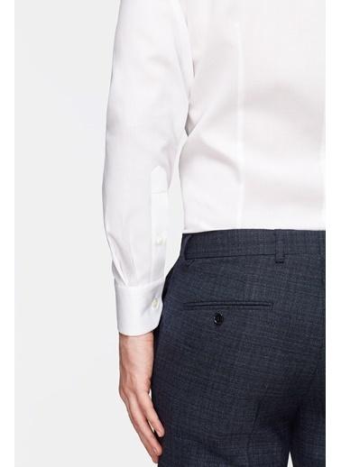 Damat Gömlek Beyaz